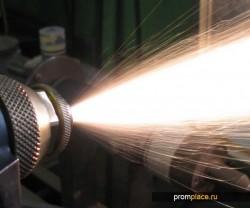 Способы напыления металлов
